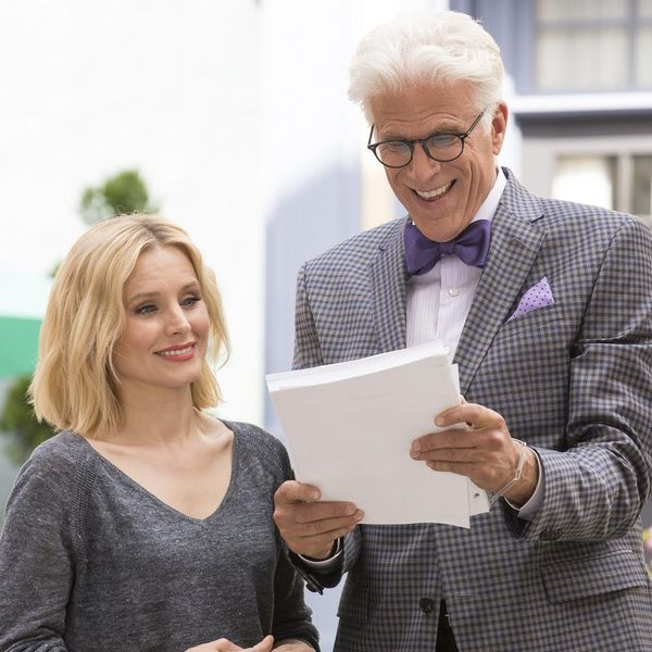"""""""The Good Place"""" Has Been Renewed for Season 3 at NBC"""
