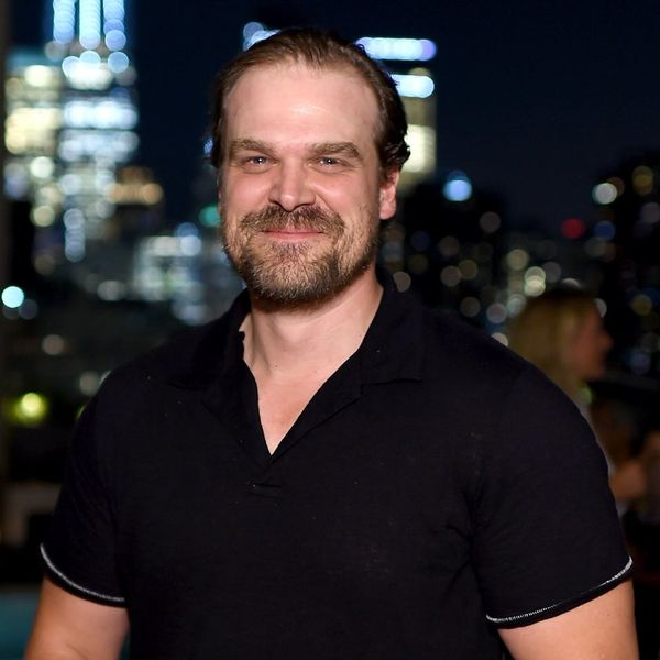 """Why the """"Stranger Things"""" Creators Won't Share Spoilers With David Harbour Anymore"""