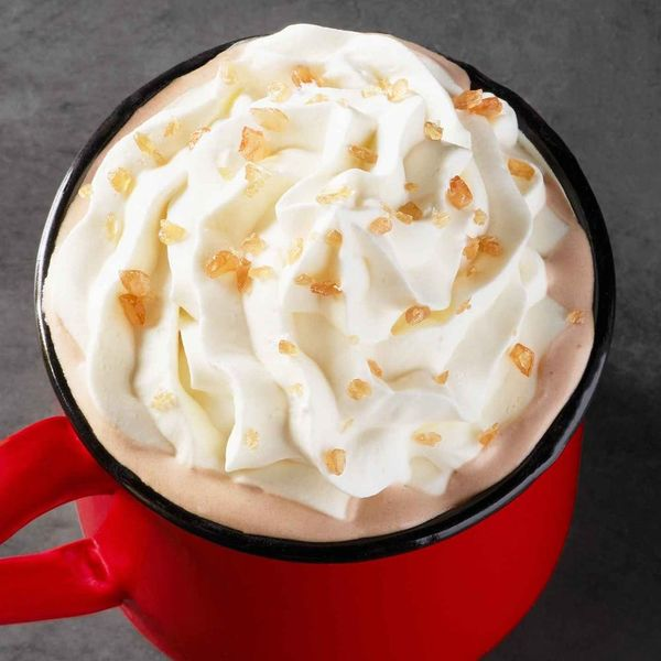 Starbucks' New Hot Chocolate Is Dairy-Free and Totally Decadent