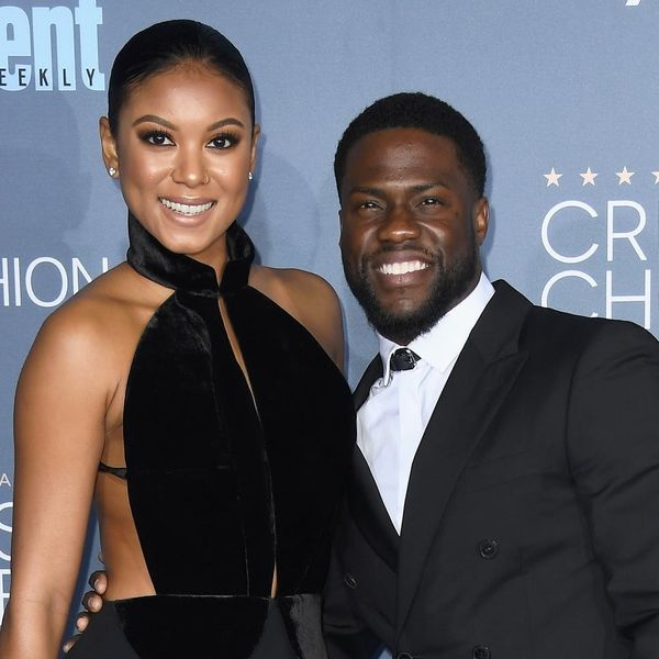 Kevin Hart and Eniko Parrish Just Welcomed a Baby Boy — Find Out His Cute Name!