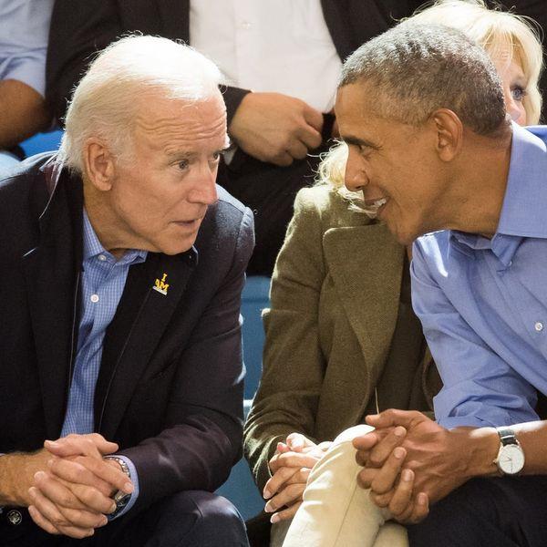 Barack Obama Created His Own Meme to Wish Joe Biden a Happy Birthday