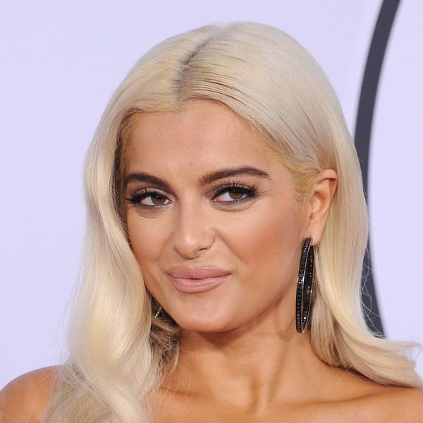 Bebe Rexha Won the Most Naked Look of the Night at the 2017 AMAs