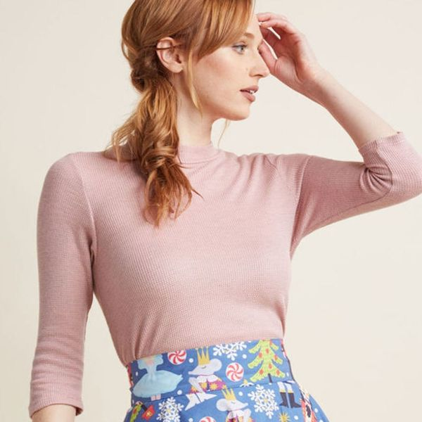 Modcloth Is Skipping Black Friday for a Seriously Awesome Reason