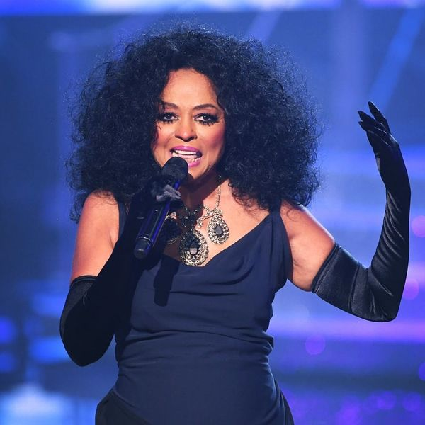 Diana Ross' AMAs Lifetime Achievement Performance Was the Joyful Moment We Needed in 2017