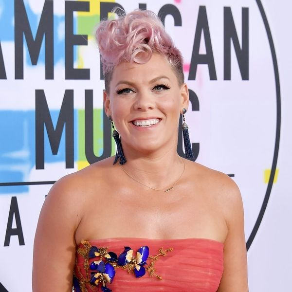 Pink Shuts Down the Claim That She Wasn't into Christina Aguilera's AMAs Performance