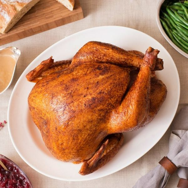 Everything You Need to Know to Cook Your First Thanksgiving Turkey
