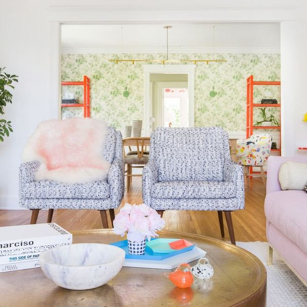 Inside the Colorful Design-Savvy Pad of Lauren Morelli and Samira Wiley
