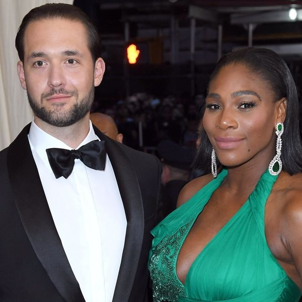 You Have to See the *3* Stunning Gowns Serena Williams Wore on Her Wedding Day