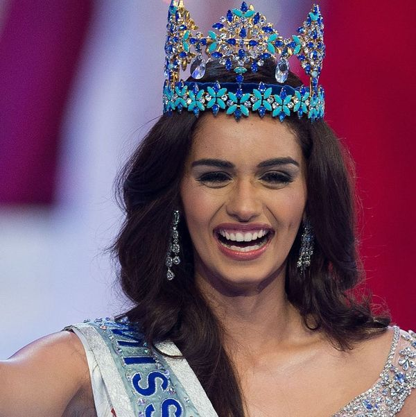 Manushi Chhillar Just Dethroned Priyanka Chopra As the First Indian Miss World in 17 Years