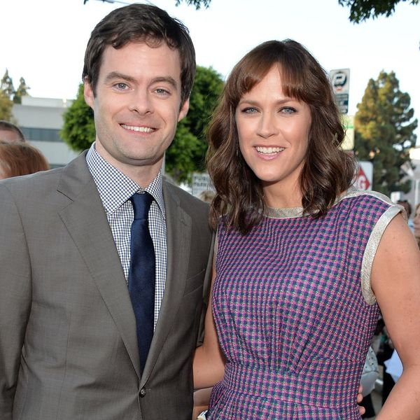 Bill Hader and Maggie Carey Are Divorcing After 11 Years of Marriage