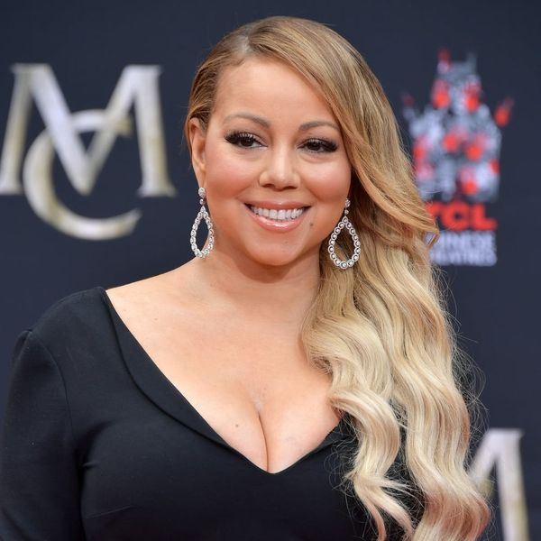 Mariah Carey Just Released a New Christmas Video With a Cameo from Her Adorable Twins