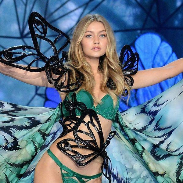 Gigi Hadid, Irina Sharipova, and 4 Other VS Models Will Not Walk in This Year's Fashion Show