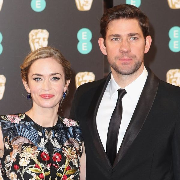 The Trailer for John Krasinski and Emily Blunt's First Movie Together Is Seriously Chilling