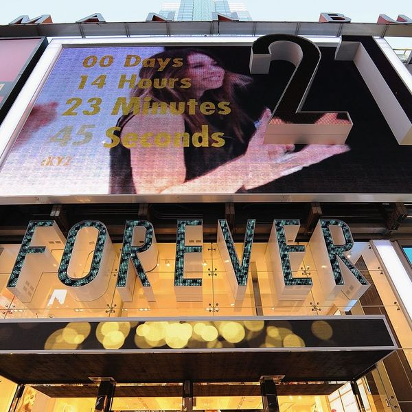 If You Shopped at Forever 21 This Year, Your Credit Card Info May Have Been Hacked