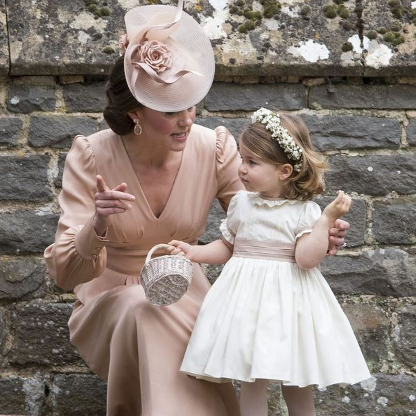 *THIS* Is Princess Charlotte's Favorite Color, Says Kate Middleton