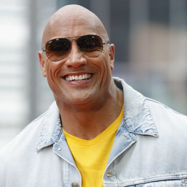 """Dwayne """"The Rock"""" Johnson Hilariously Reacts to No Longer Being the Sexiest Man Alive"""