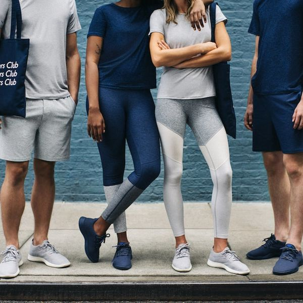 Outdoor Voices and Allbirds Just Collaborated on the Activewear of Our Dreams