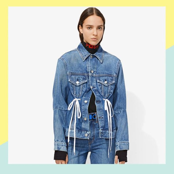 16 Anything-But-Basic Denim Jackets You'll Want to Layer on This Season
