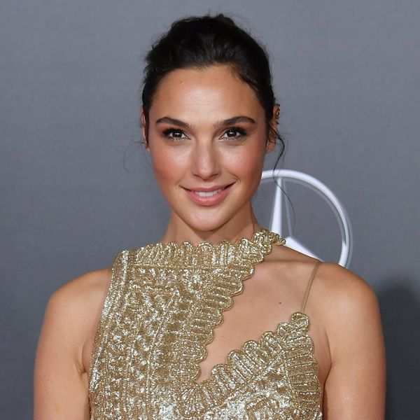 """Wonder Woman"" Star Gal Gadot Has a Message for ""Misogynist Sexists"""