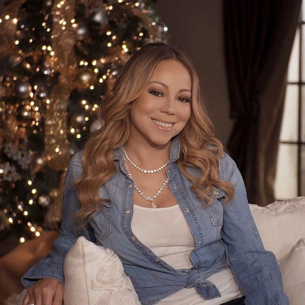 """Mariah Carey Shares Her Holiday Traditions and Reflects on """"All I Want for Christmas Is You"""""""