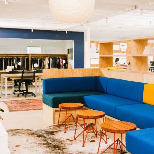 Outdoor Voices' New Austin Office Is the Open Workspace of Our Dreams