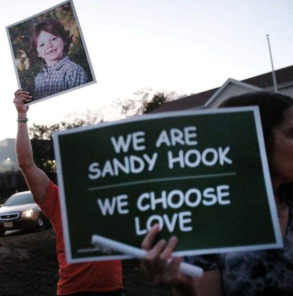 The Families of the Sandy Hook Victims Have Quietly Filed a Case That Could Change Gun Laws Forever