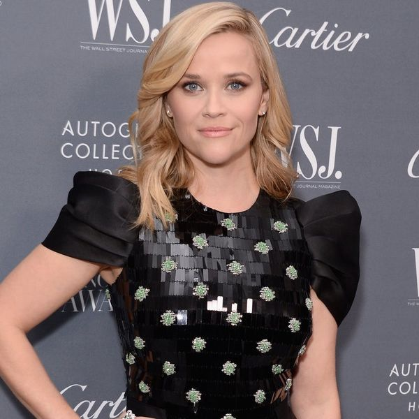 Reese Witherspoon's Sunday Funday Garb Is a Cute Texas Tuxedo