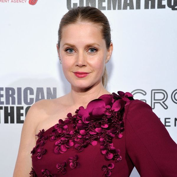 Amy Adams Admits She Didn't Want to Get Married for *This* Surprising Reason