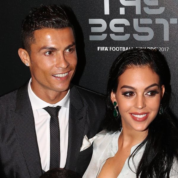 Cristiano Ronaldo Has Welcomed His 4th Child With Girlfriend Georgina Rodríguez