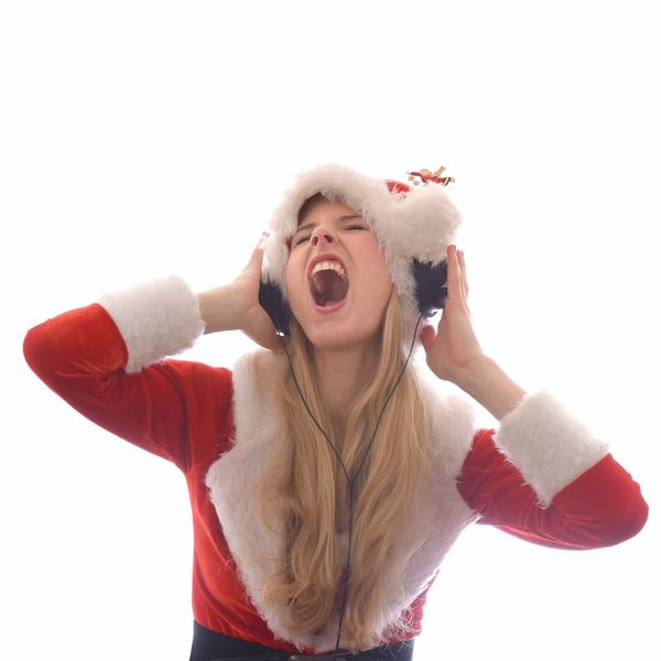 This Psychologist Says Too Much Christmas Music Is Bad for Your Mental Health