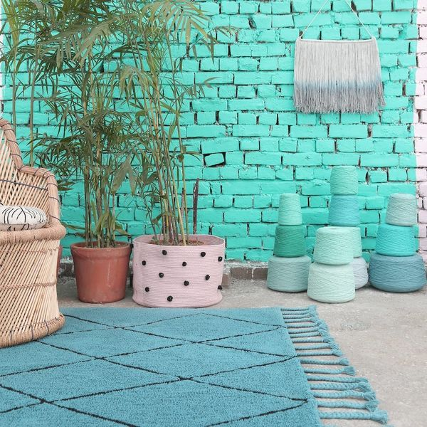 These Machine-Washable Rugs Just Made Life So Much Easier