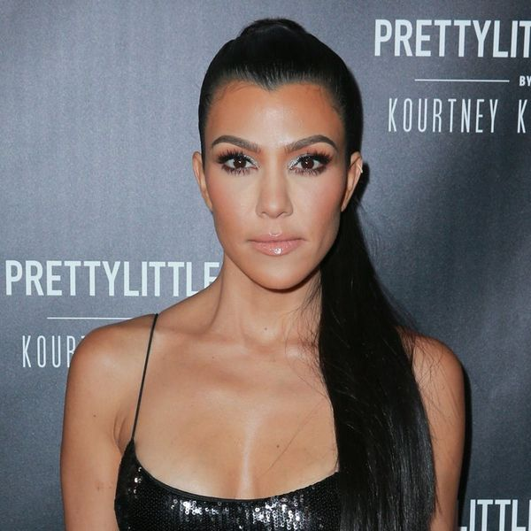 Kourtney Kardashian Just Got Her Most Drastic Haircut in Years