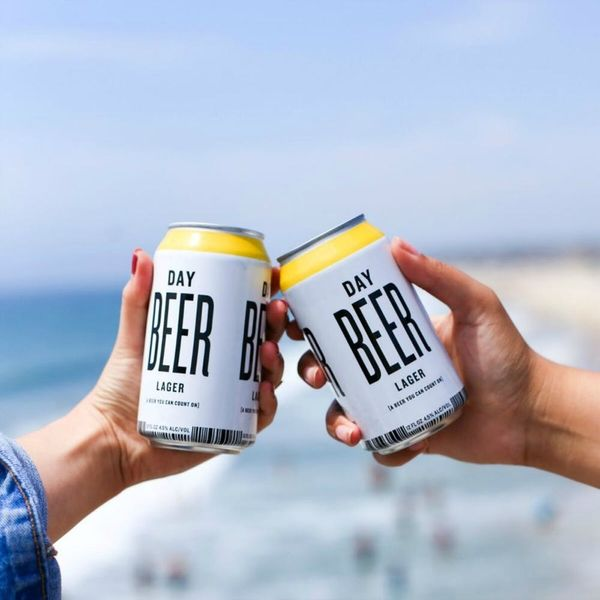 """Why """"Day Beer"""" Is the New Drink You'll Want for Girls' Night In"""