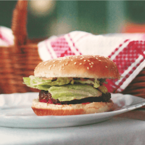 McDonald's Is Testing a Vegan Burger and We're Actually Pretty Excited