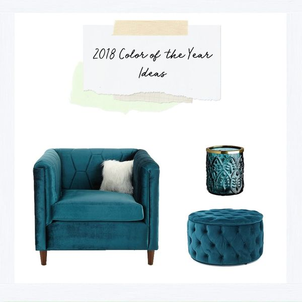 3 Ways to Decorate Your Home With the Color of the Year 2018
