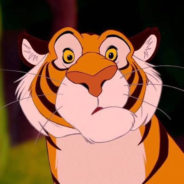 """Disney's Live-Action """"Aladdin"""" Remake Is Cutting Rajah the Tiger to Make Way for a New Female Role"""