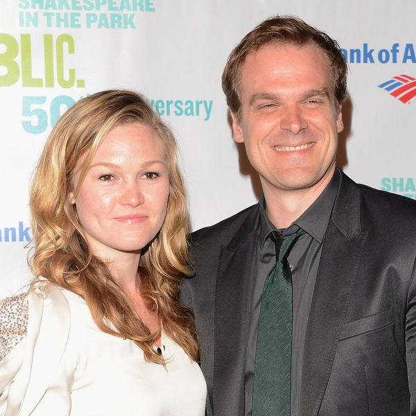 """Julia Stiles Once Dated """"Stranger Things"""" Star David Harbour and Our Minds Are Blown"""