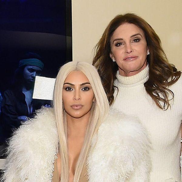 Caitlyn Jenner Reveals She Hasn't Spoken to Kim Kardashian West in a Year