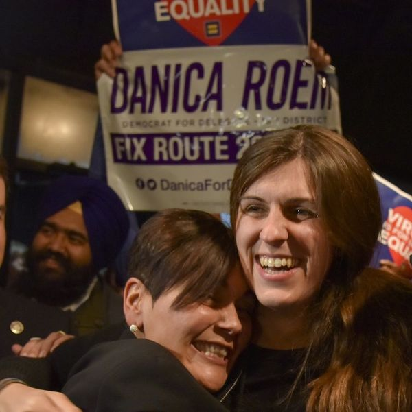 Danica Roem Has Made History As the First Trans Woman Elected to the Virginia House
