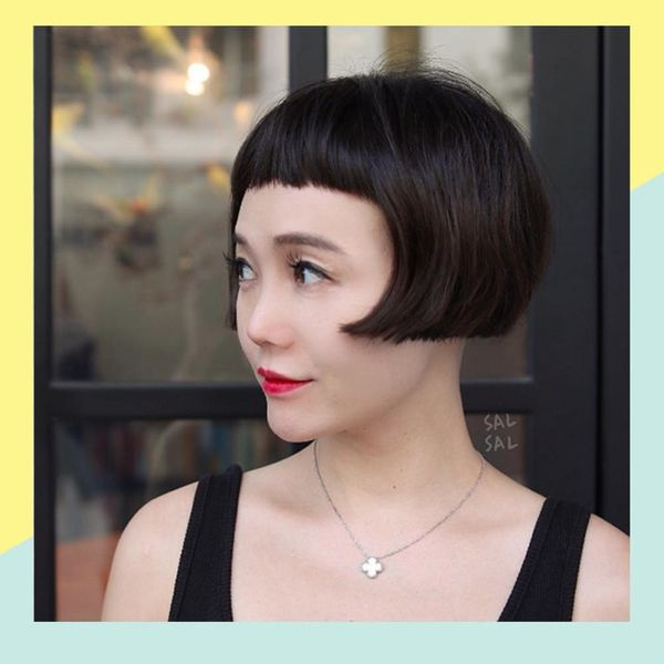 The Sci-Fi Bob Is the Out-of-This-World Hair Trend for Fall