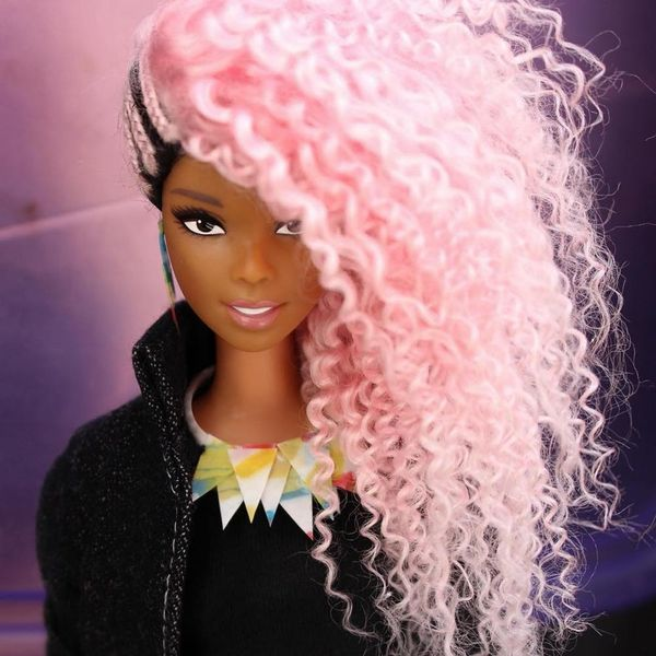 You NEED to See This Barbie Hair Stylist in Action