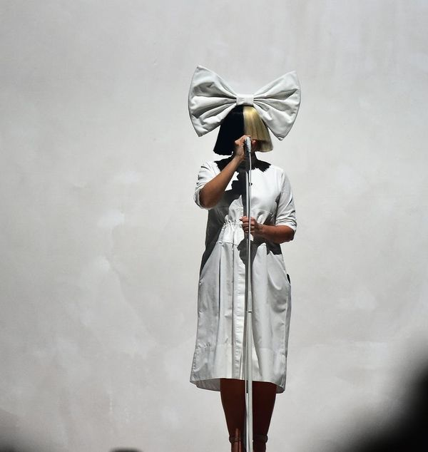 Sia Leaked Her Own Nude Photo to Shut Down Someone Trying to Sell One