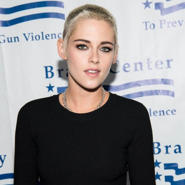 Kristen Stewart Compares Dating to Eating Grilled Cheese
