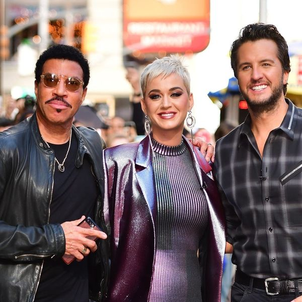 "Here's When You Can Watch Katy Perry, Luke Bryan, and Lionel Richie on ""American Idol"""
