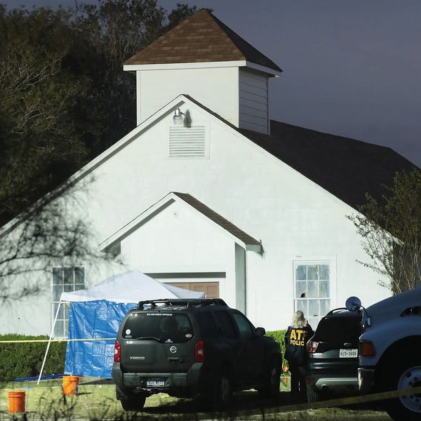 Celebrities Respond to News of the Sutherland Springs, Texas Shooting
