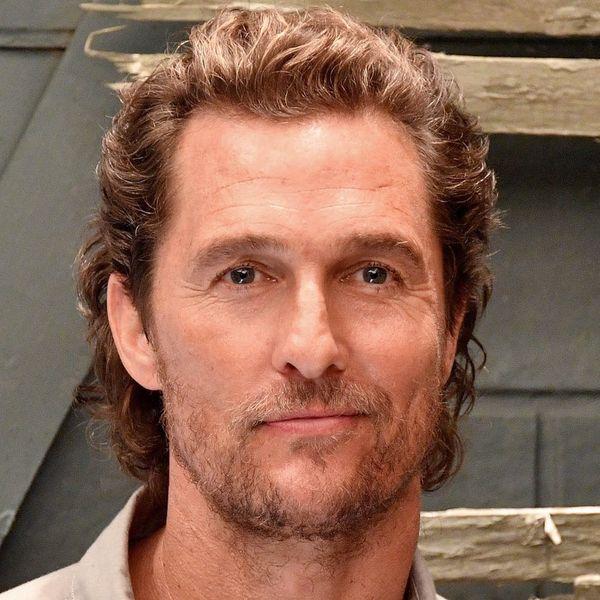 Matthew McConaughey Spent His Birthday… Delivering Turkeys?