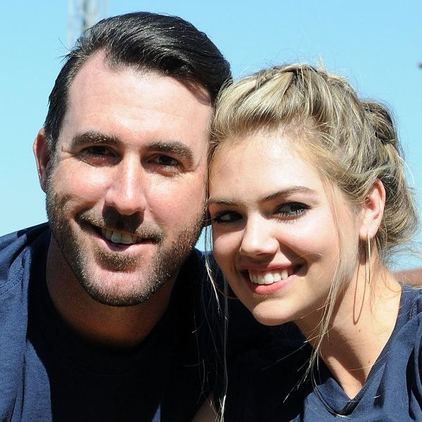 See the Showstopping Wedding Gown Kate Upton Just Walked Down the Aisle In