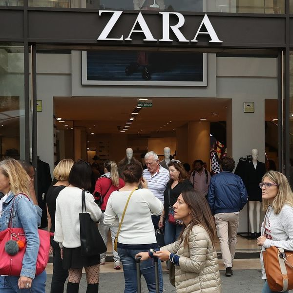 Zara Is Facing Heat After Unpaid Workers Allegedly Sew Messages into Clothing Tags