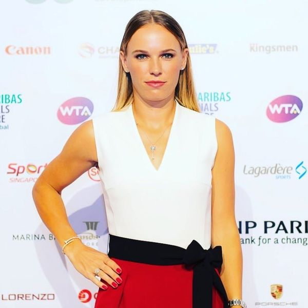 You Have to See Caroline Wozniacki's Massive Engagement Ring
