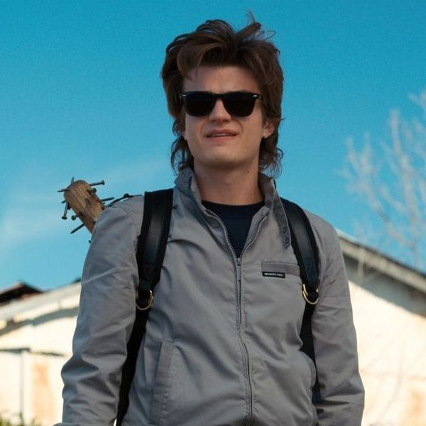 *THIS* Is the Actual Magic Product Behind Steve Harrington's Glorious Hair